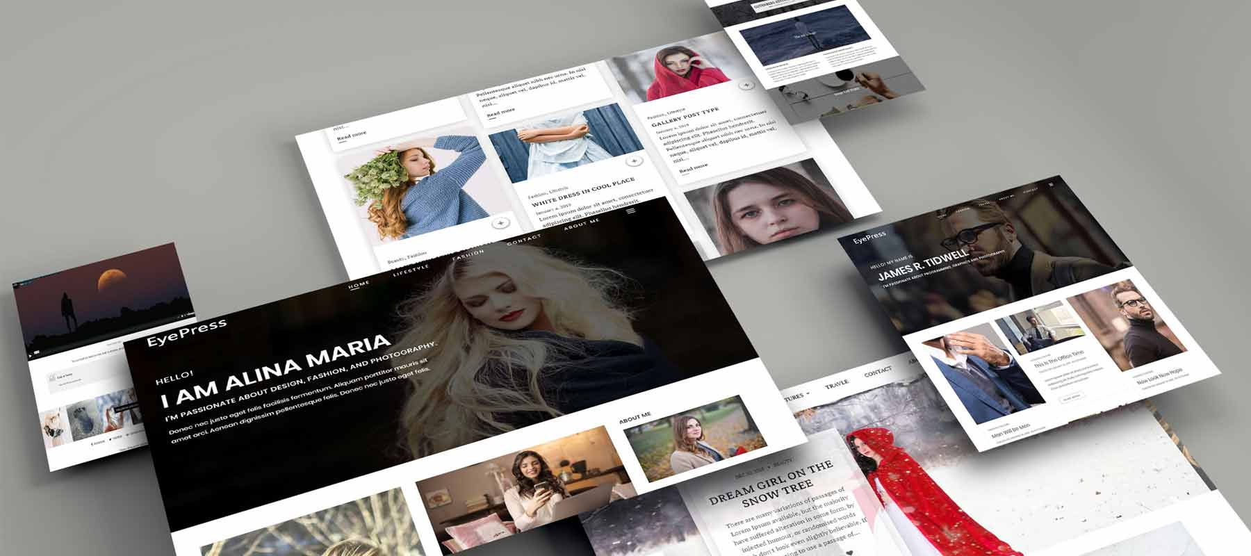 WordPress Theme Space