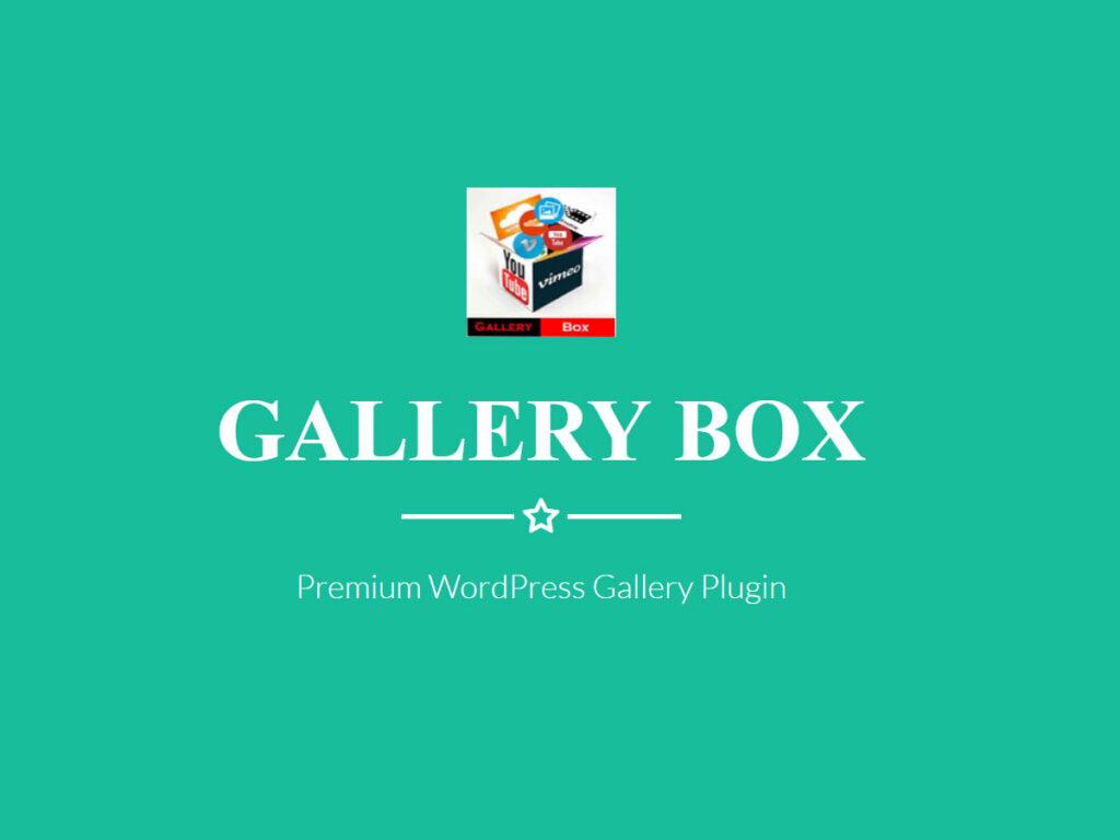 Gallery Box Pro
