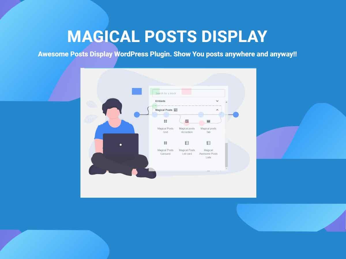 Magical Posts Display