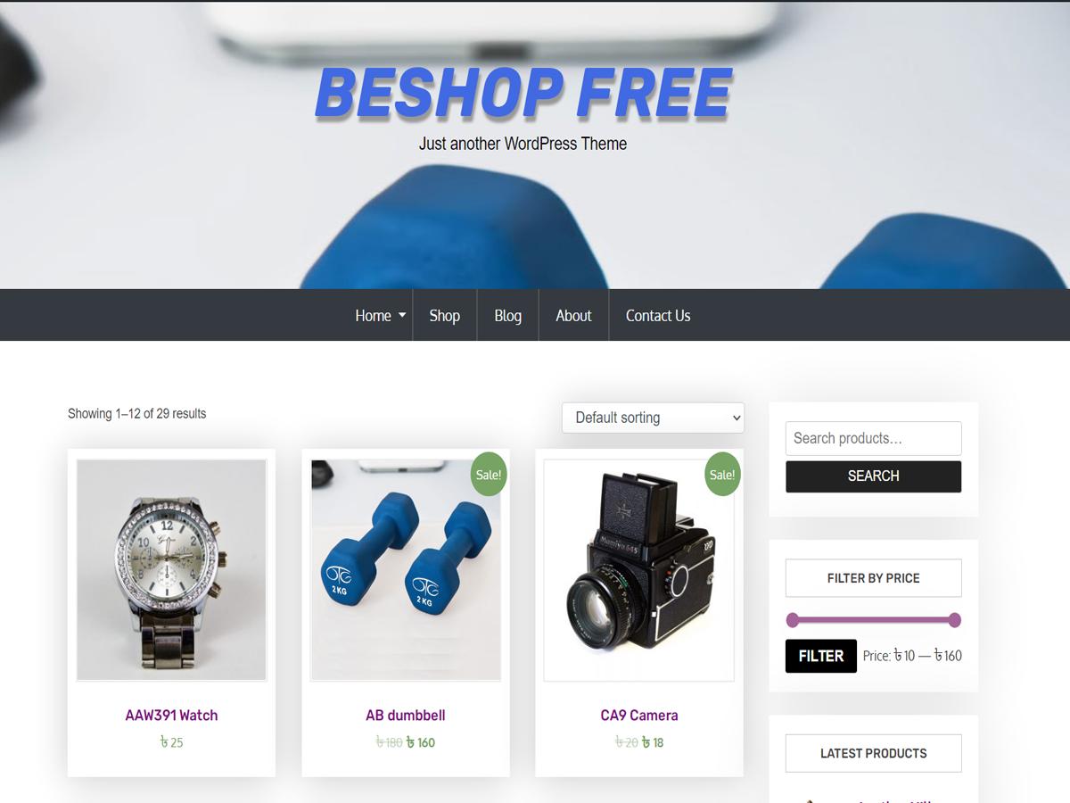 BeShop Free
