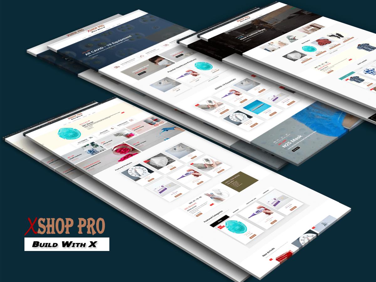 Advance Online Shop WordPress Theme