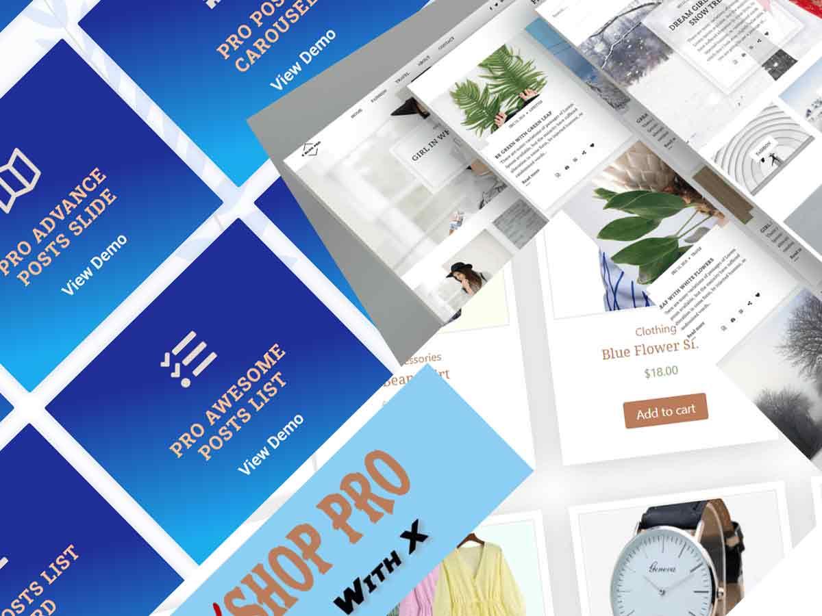 WordPress Combo Pack