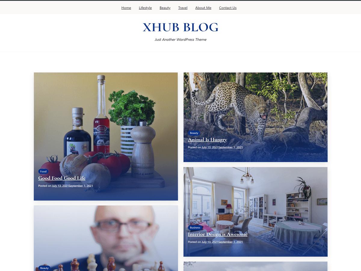 XHub Blog